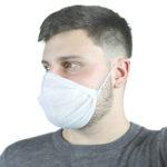 Máscara Descartável Comfort Sport – 100 Unidades
