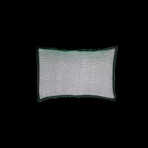 Almofada com capa – Retangular