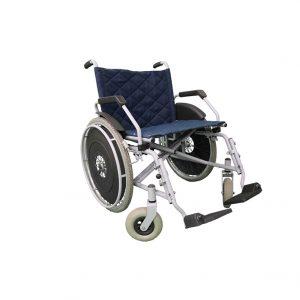 Cadeira de rodas reformada F-0400 – Retirada no local