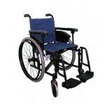 Cadeira de rodas reformada F-0200 – Retirada no local
