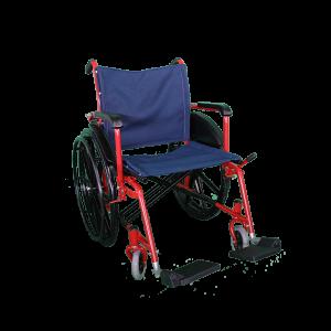 Cadeira de rodas reformada F-0300 – Retirada no local
