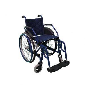 Cadeira de rodas reformada – F-0500 (Infantil) – Retirada no local