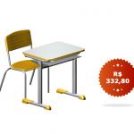 Conjunto Escolar – CJA-03 (AMARELO)