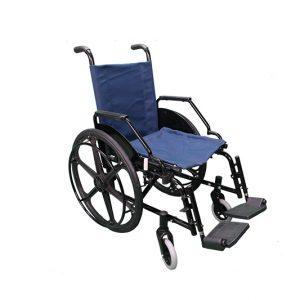 Cadeira de rodas reformada F-0050 – Retirada no local